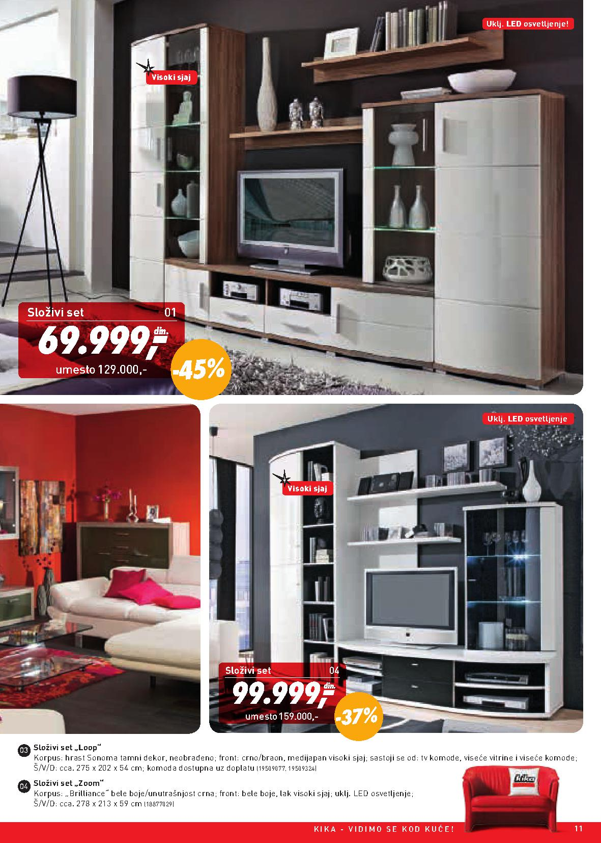 Kika akcija sve za vaš dom po odličnoj ceni