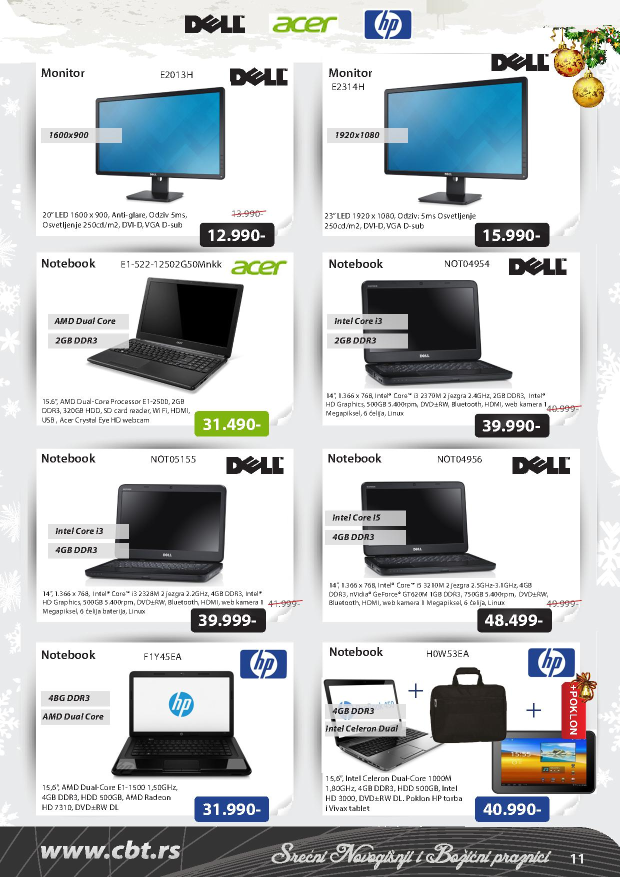 CBT katalog odličnih cena
