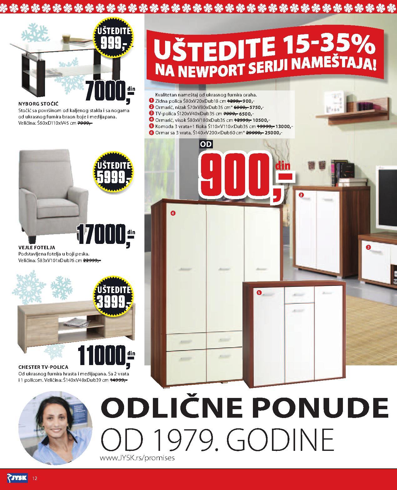 JYSK katalog odličnih cena
