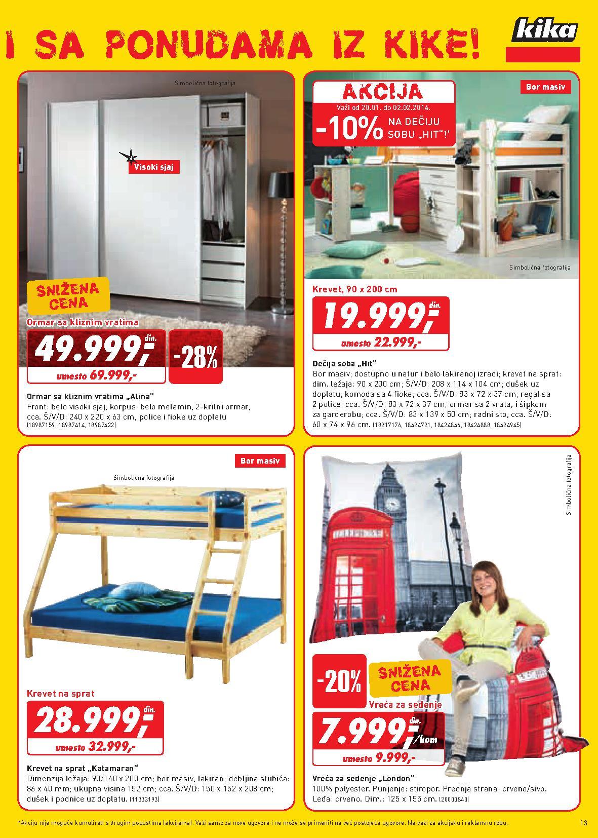 Kika katalog super ponuda za vaš dom