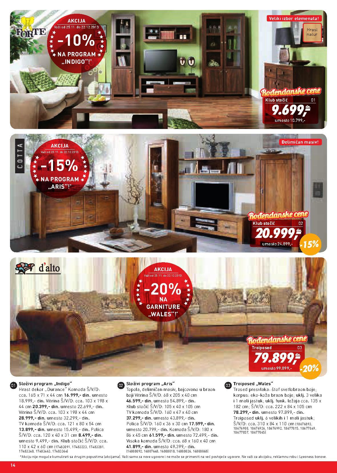 Kika katalog sve za vaš dom po super ceni