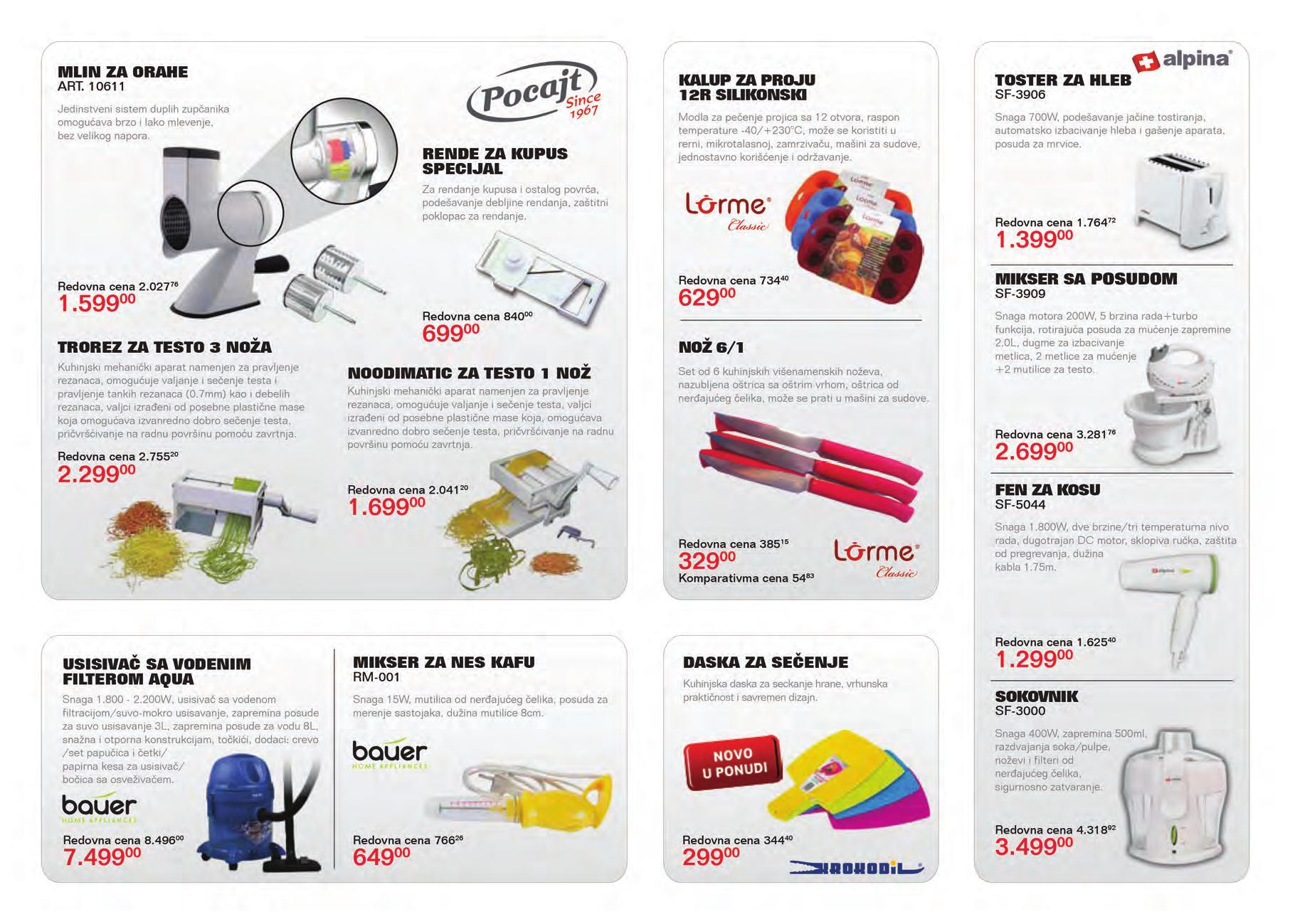 Roda katalog tehnika po odličnoj ceni