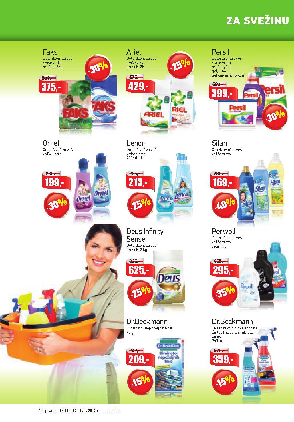 Lilly akcija odlične kupovine
