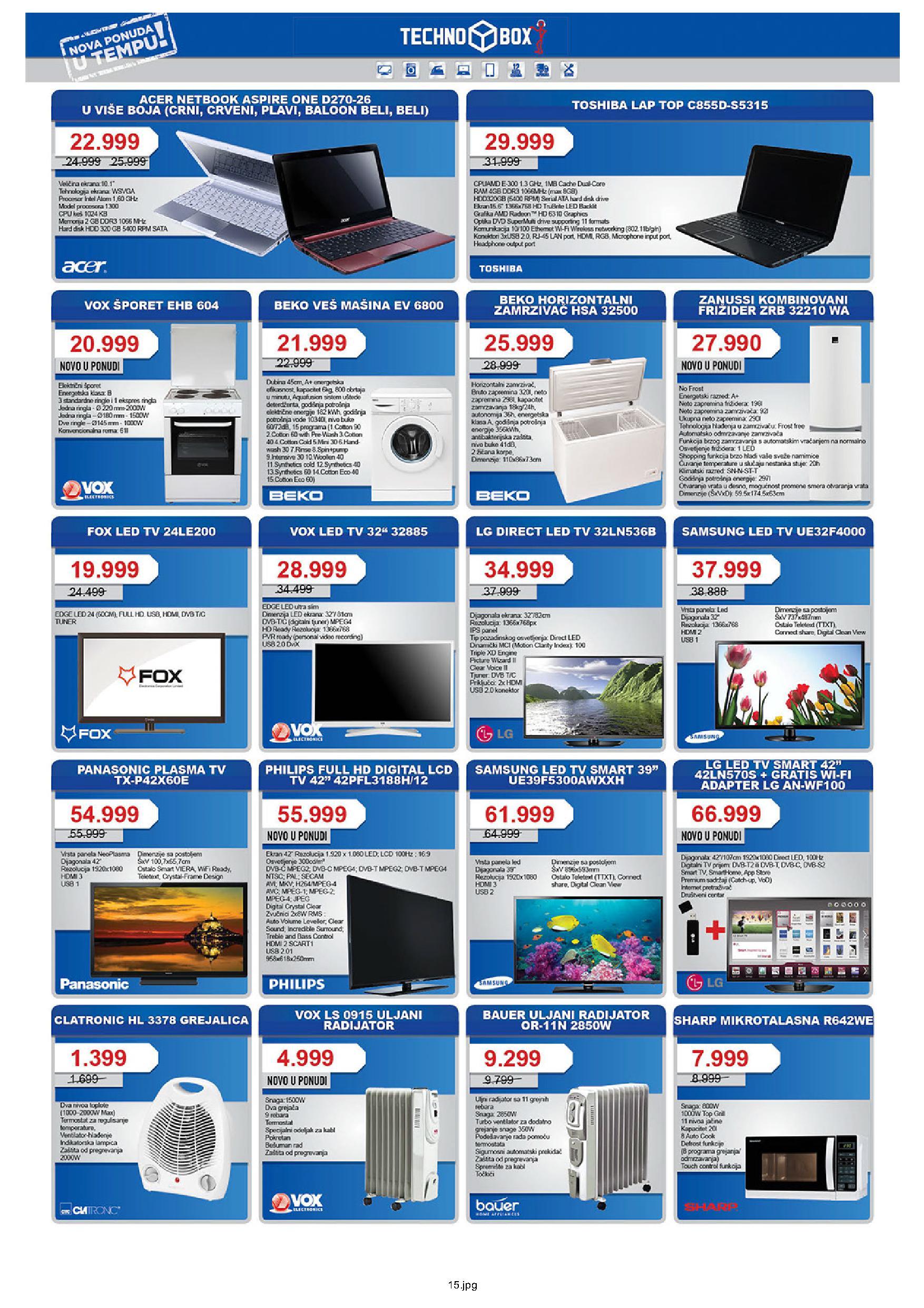 Tempo katalog dobre ponude