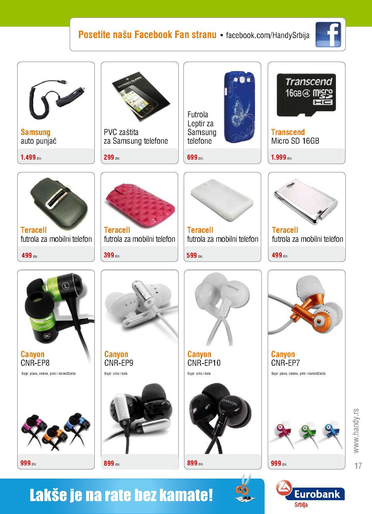 Handy katalog odlična ponuda