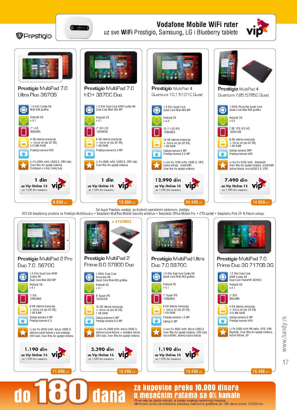 Handy katalog martovska ponuda