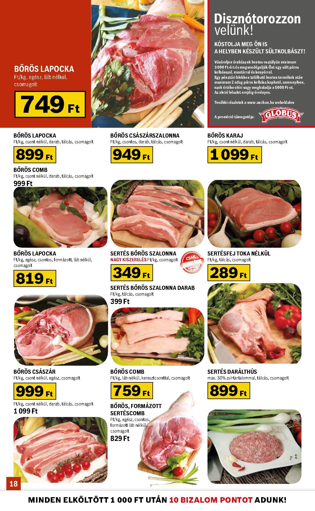 Auchan akcija nedeljne ponude