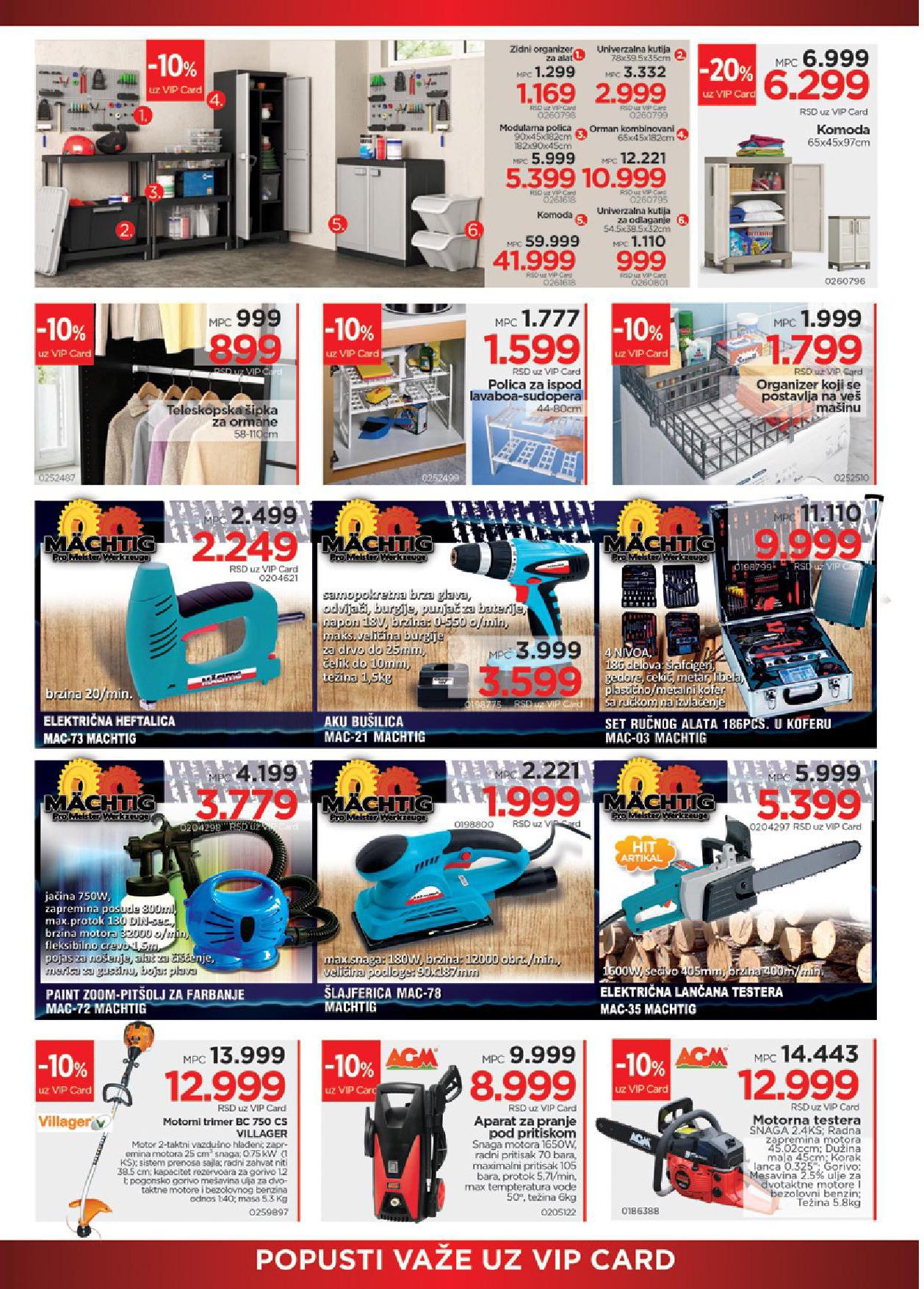 Home Centar akcija sjajnih cena