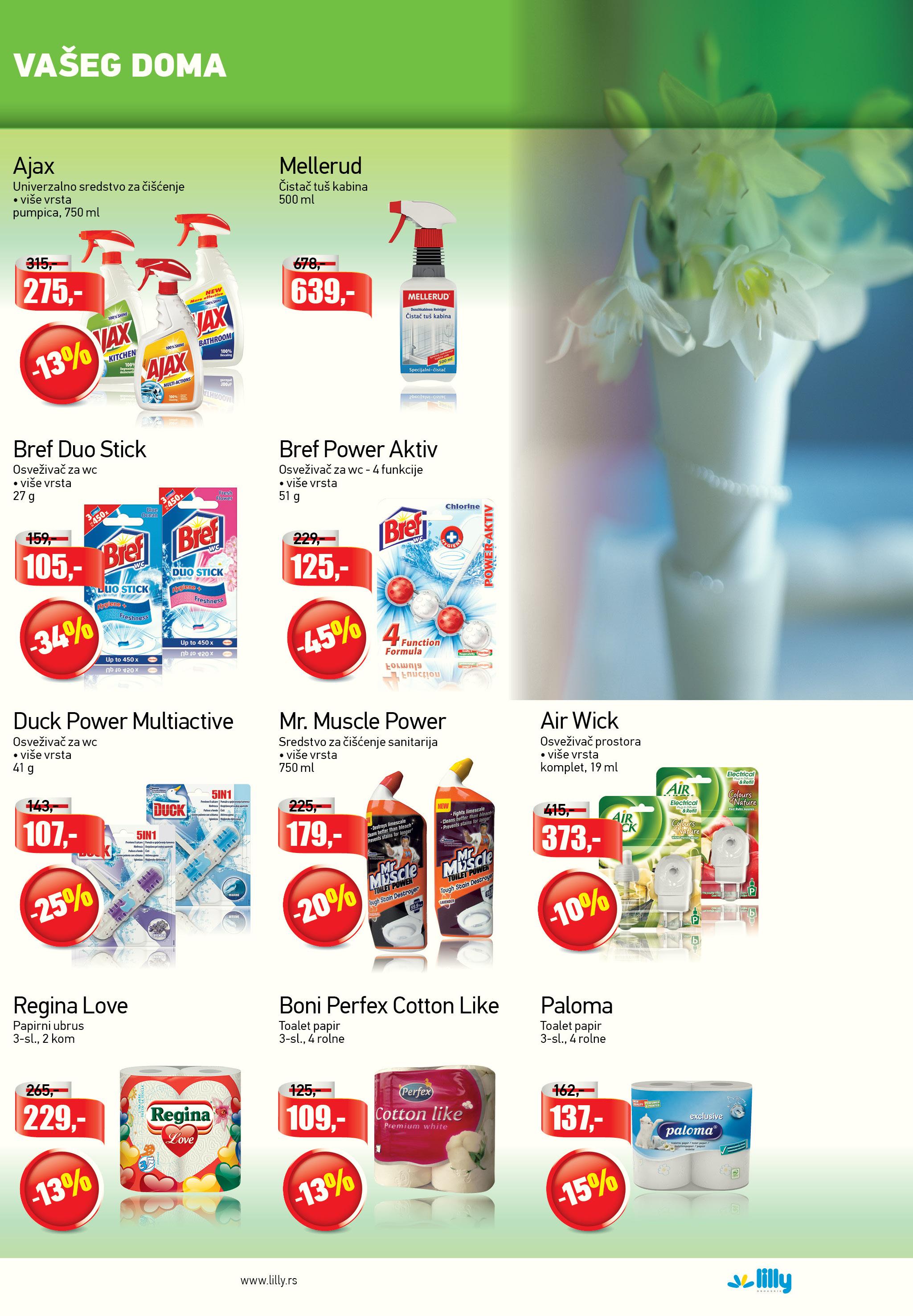 Lilly katalog super ponude