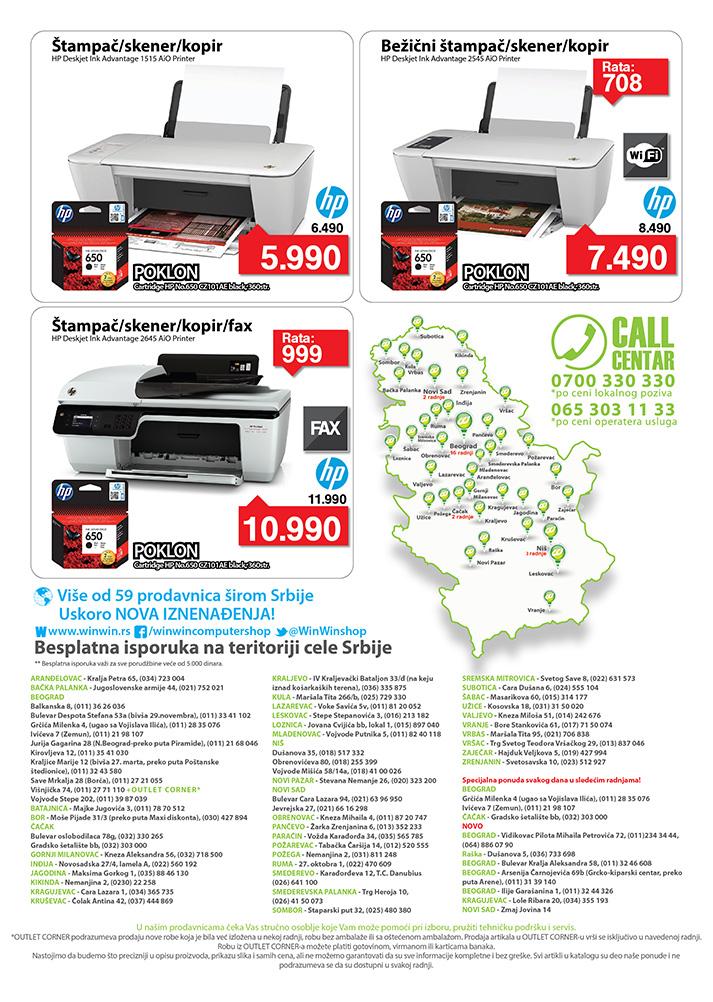 Win Win katalog super cena za vas