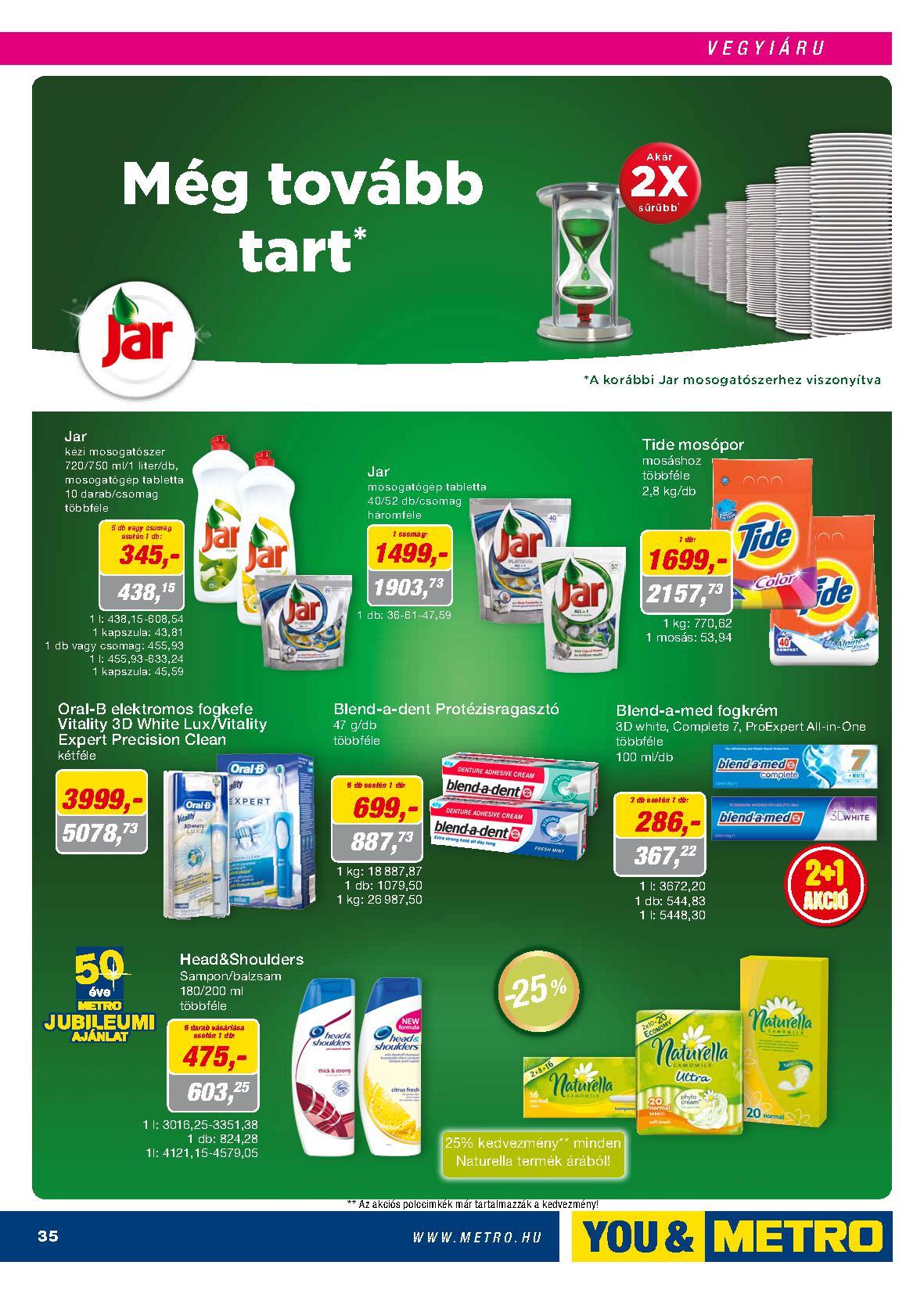 Metro Mađarska akcija super cena