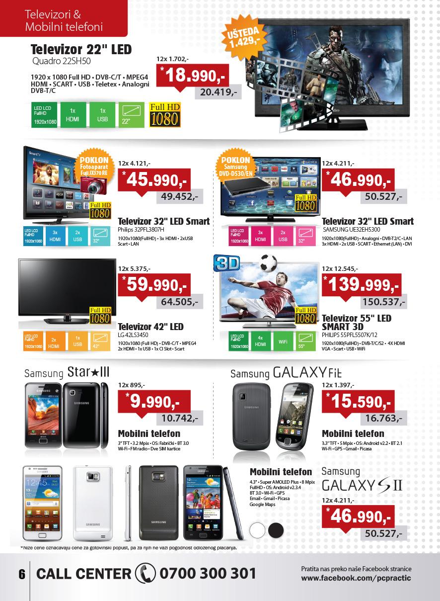 PC Practic Katalog super cene