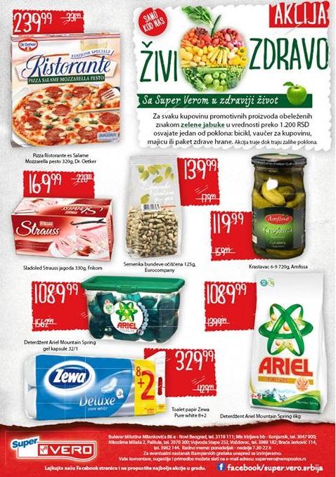Super Vero Katalog Specijalne vikend cene