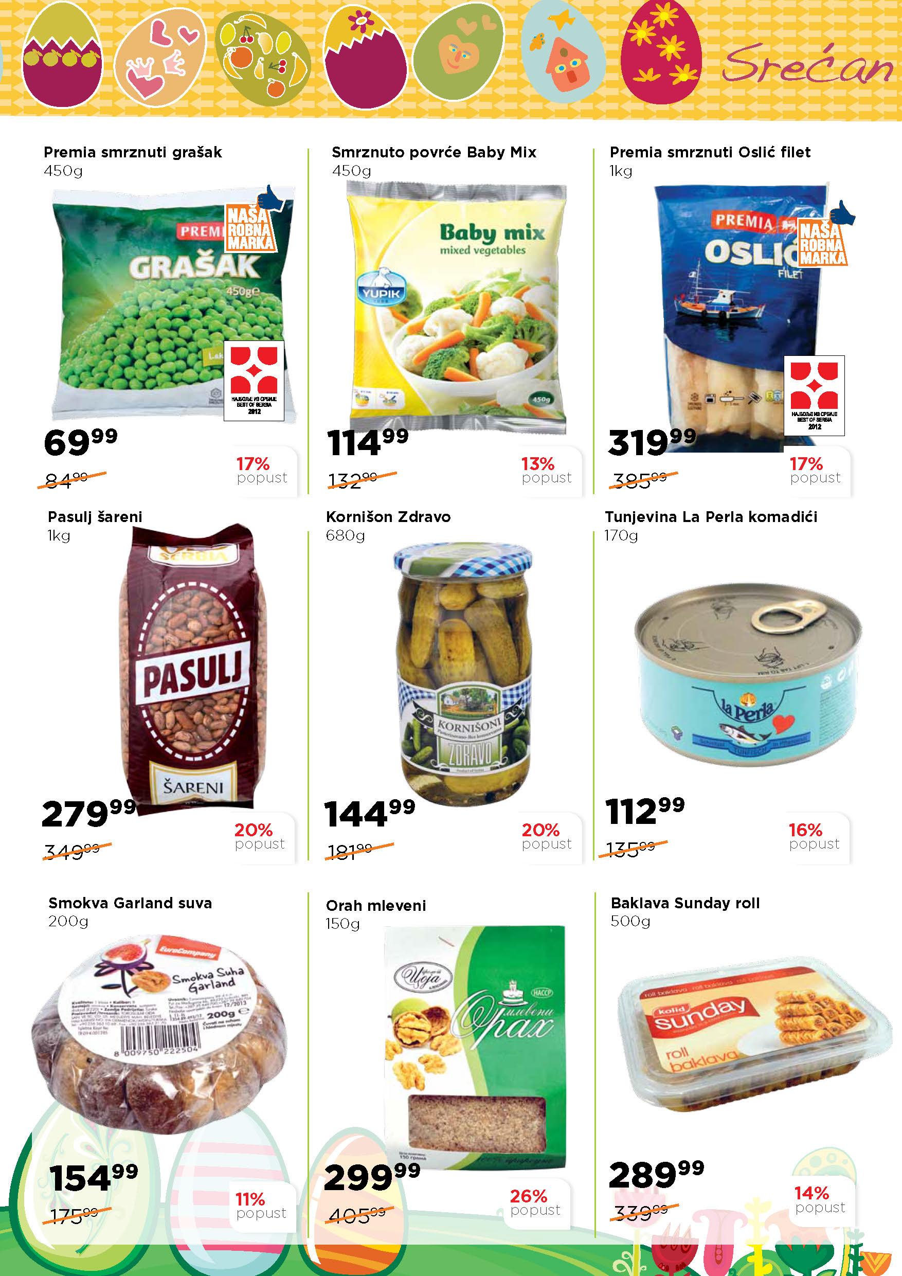 Tempo Katalog Prehrana