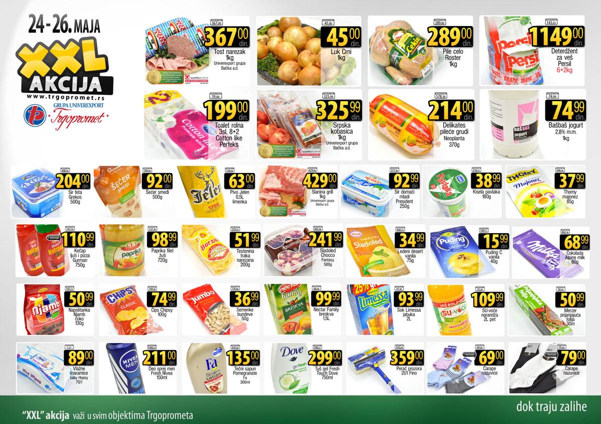 Trgopromet Katalog Vikend ponuda