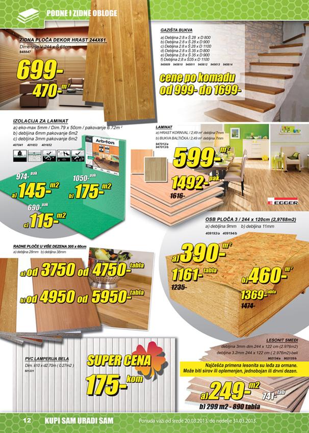 Uradi Sam Katalog Sve za kuću