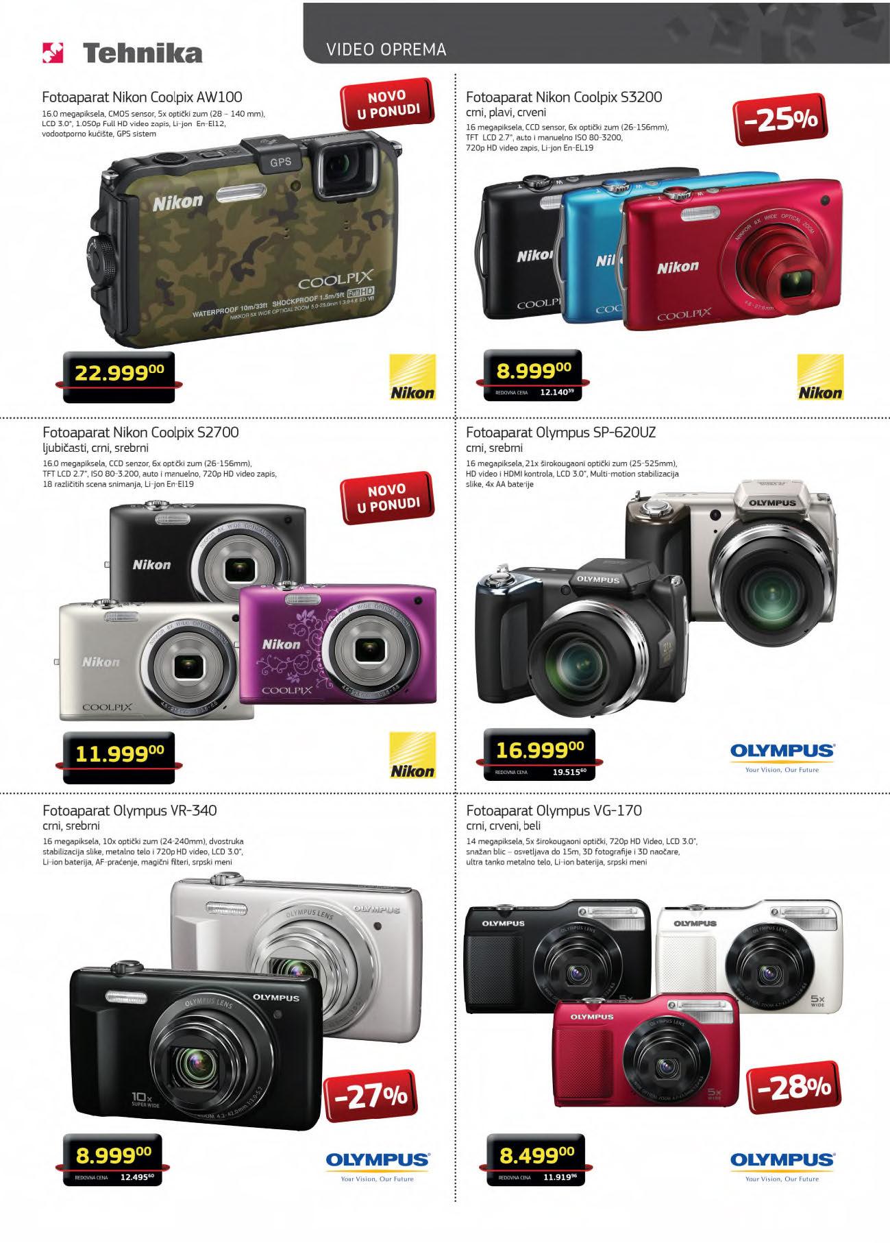 Roda Katalog Fotoaparati