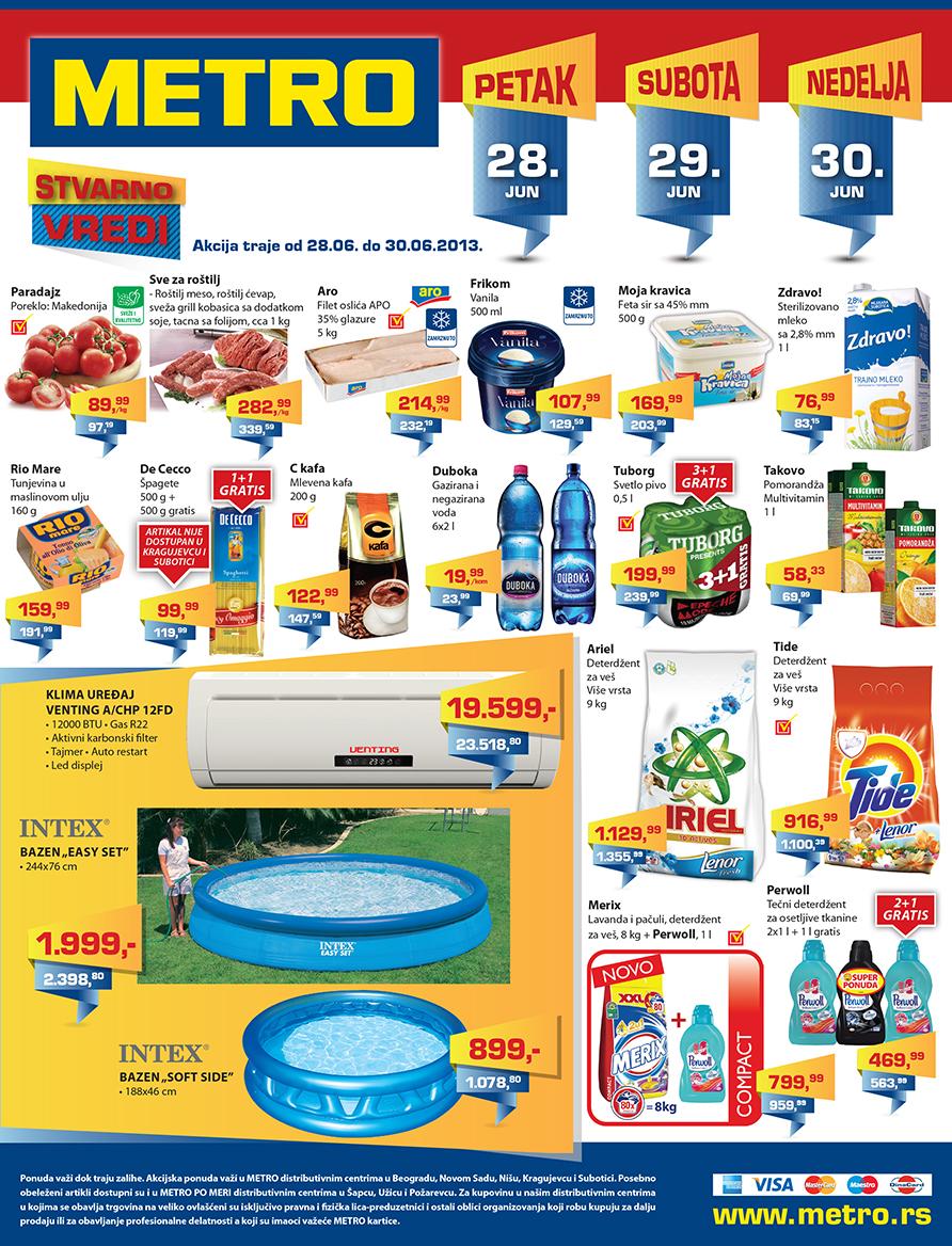 Metro katalog odlične kupovine