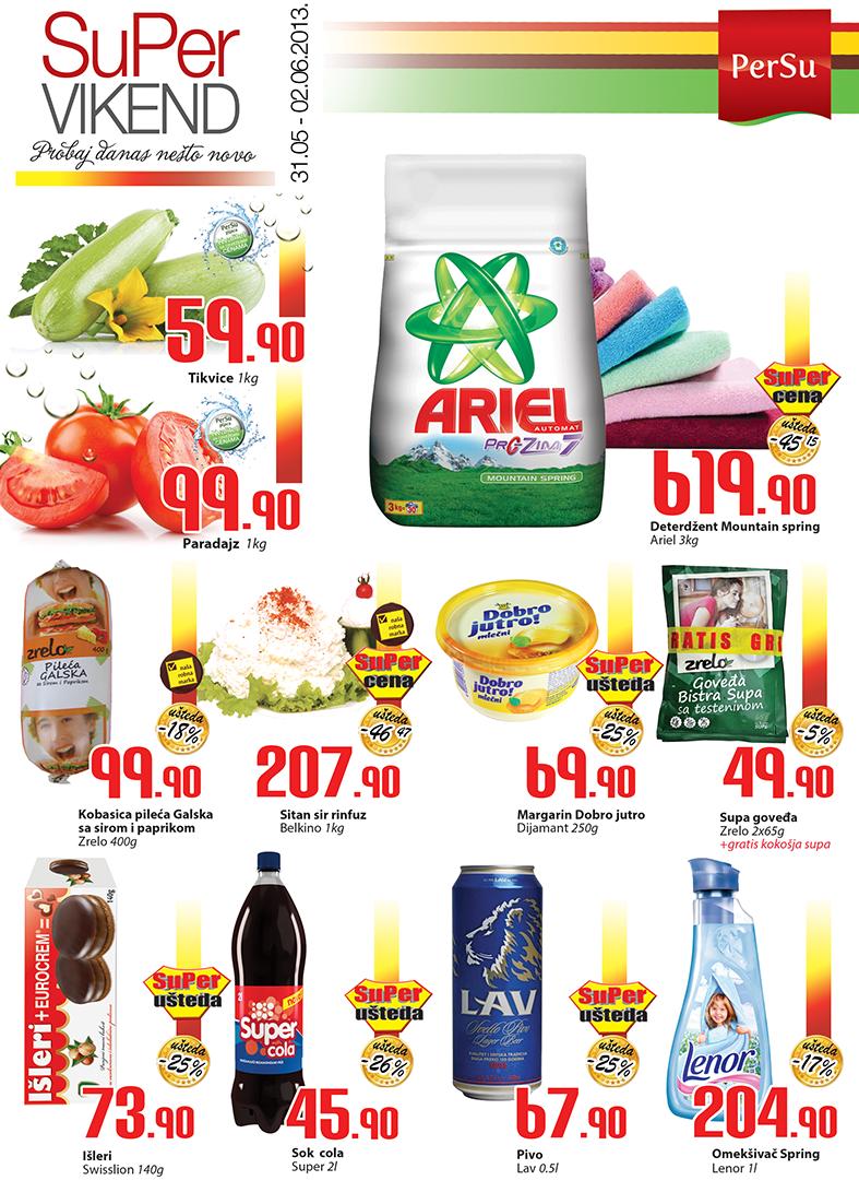 PerSu Katalog vikend super kupovine